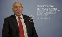 Professional services firms: the benefits of investing in your management information