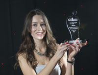 4fcf1823b4aa RSM s Georgina Taylor named  Young Accountant of the Year