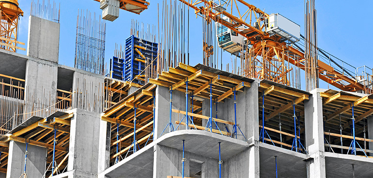 Real Estate Construction : Real estate and construction rsm uk