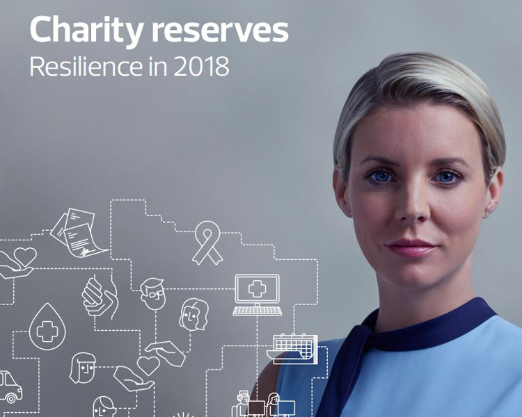 Charity reserves resilience in 2018