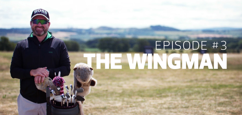 Inside the tour | Episode three | The Wingman