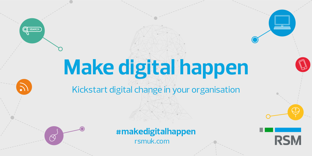 Make digital happen
