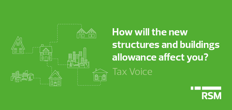 Structure and buildings allowance