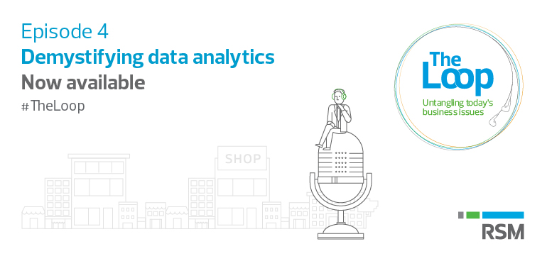 Demystifying data analytics