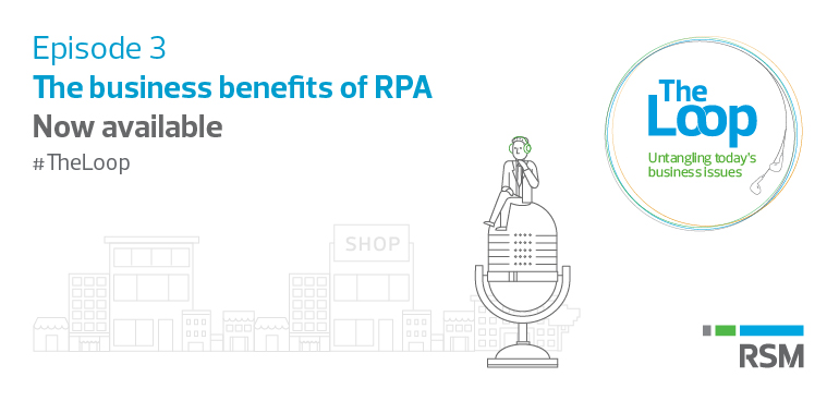 The business benefits of RPA