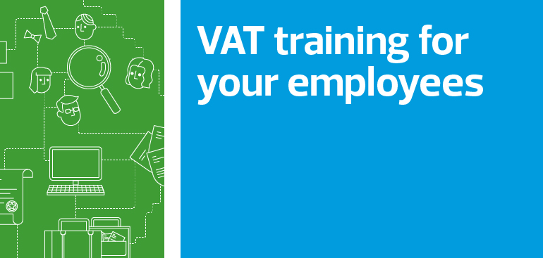 VAT training for your employees