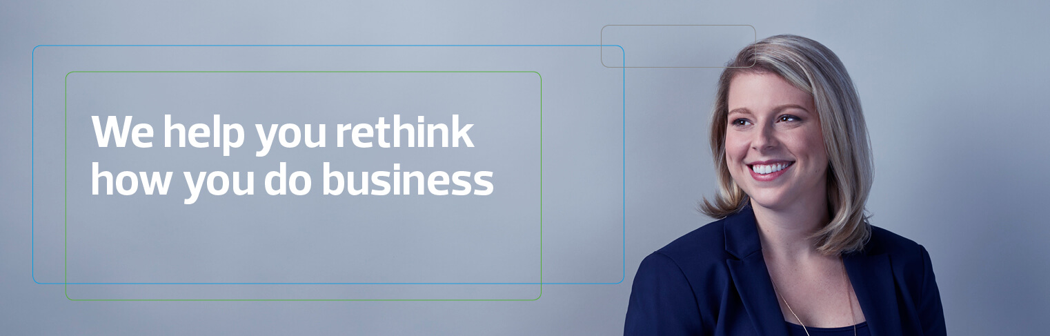 RSM consulting services - we help you rethink how you do business