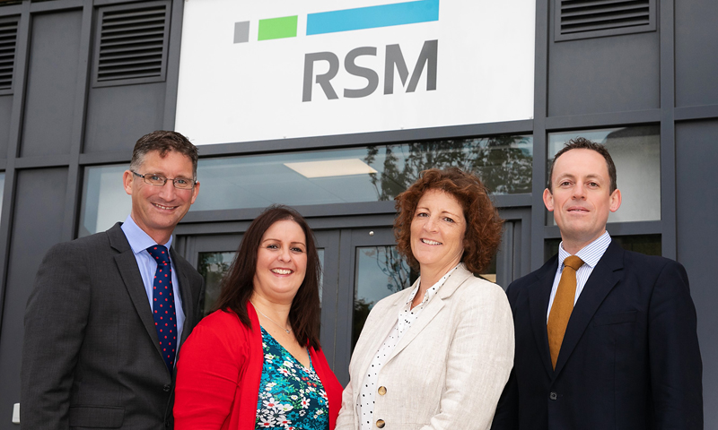 RSM Swindon senior partners