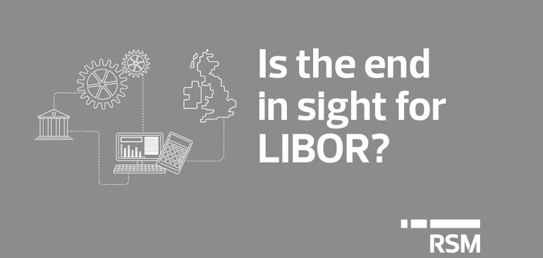 Is the end in sight for LIBOR?