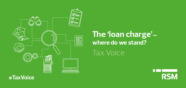 The loan charge - where do we stand?