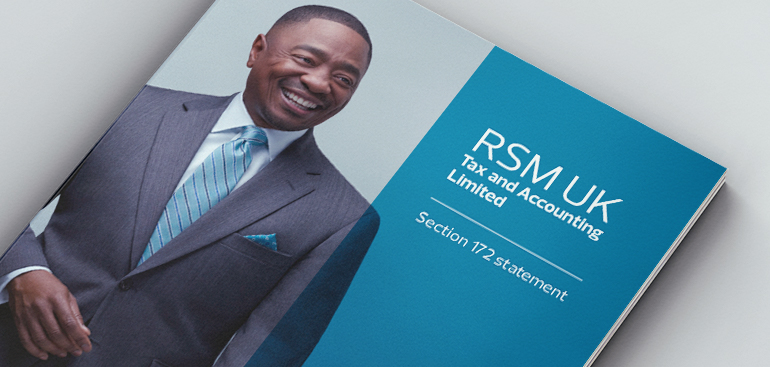 Section 172 statement | RSM UK Tax and Accounting Ltd